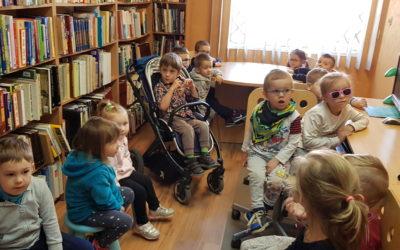 Pierwsza wizyta w bibliotece