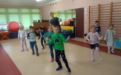 Lubimy tańczyć i chętnie uczestniczymy w konkursach tanecznych.