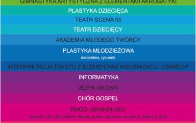 Młodzieżowego Domu Kultury im. Heleny Stadnickiej w Radomiu