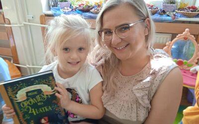 Cała Polska czyta dzieciom mama Amelki też :-)
