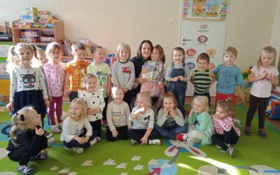 Cała Polska czyta dzieciom – mama Matyldy też!